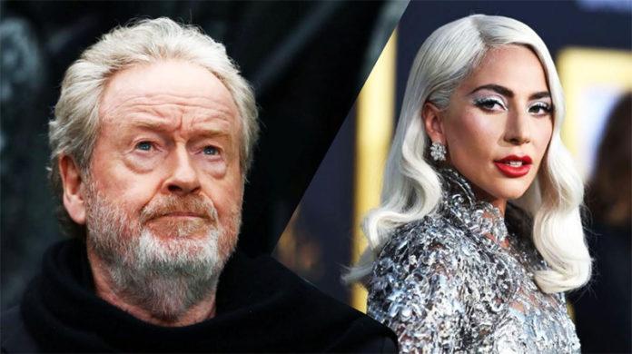 Gucci di Ridley Scott con Lady Gaga